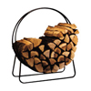 Panacea Open Hearth Collection Outdoor Log Hoops