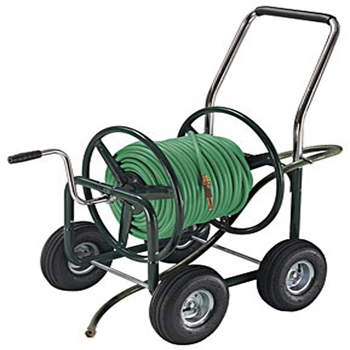 True Temper ReelEasy Estate Hose Wagon