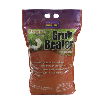 18 lb. Annual Grub Beater Insect Control With Systemaxx