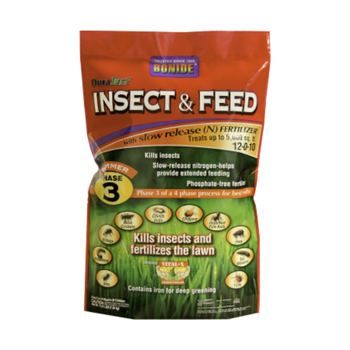 16.65 lb. Insect & Feed 12-00-10