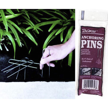 6 in. x 1 in x 6 in. 11-Gauge Anchor Pins  1000 pk