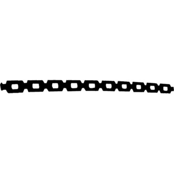 Gardman 8 In. W x .5 In. D x 1200 In. L Heavy248 3 lb. Chainlock