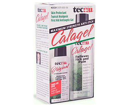 Tec Labs Maximum Strength Anti-Itch Calagel