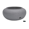 21 inch Hose Pot Black Granite