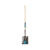 Jackson 48 In. Long Handle Square Point Shovel with Closed Back
