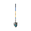True Temper Jackson J-250 Contractor L.H. Round Point Shovel