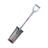 True Temper Razorback Industrial All Steel Spade