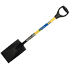 UnionPro Garden Spade with Fiberglass Handle and Ergo D-Grip