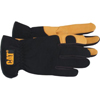 CAT Premium Unlined Deerskin Gloves Large