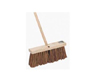 "DQB 16"" Dyed Palmyra Stalk Street Broom"