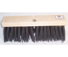 "DQB Industries 16"" Solid-Fill African Bass Street and Barn Broom"