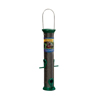15 in New Generation Green Metal Seed Feeders