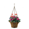 Solera 15 in. Hanging Metal Basket with Coco Liner
