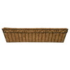 Large Imperial 43 In. L x 8 In. D x 9 In. H Window Box with Coco Liner