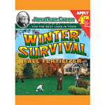 Winter Survival Fall Fertilizer 10-18-20 (Step 4)