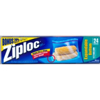 Ziploc EZ Zipper Storage Bags .5 Gallon (pack 12)
