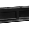 48 inch  Window Box Planter Black
