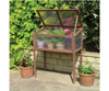Grow It Large Wooden Double-hinged Cold Frame