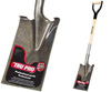 "Tru-Pro Garden Spade With Wood ""D""- Handle"