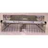 2.25 in. W x 17.5 in. L x 7.25 in. H Two Door Squirrel Trap