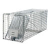 10 in. W x 32 in. L x 12 in. H One Door Groundhog Animal Trap